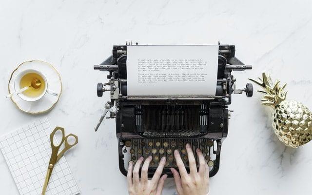 menulis itu jangan pesimis