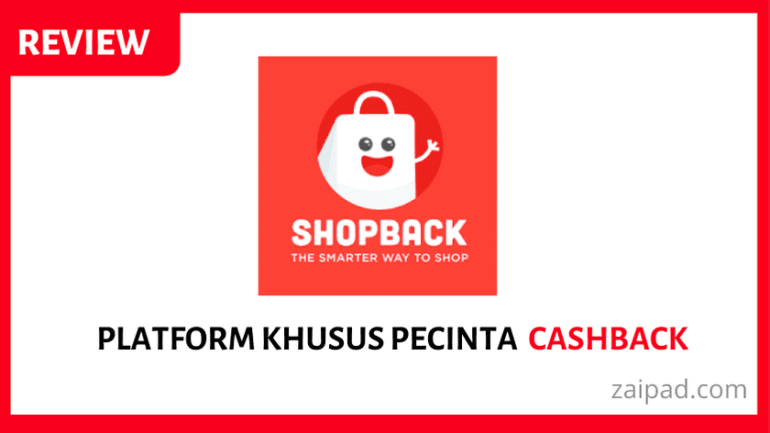 Review Shopback belanja dikasih duit