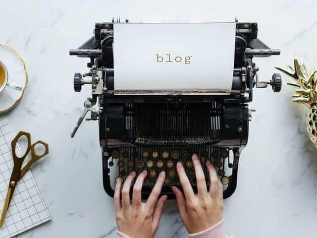cara mendapatkan uang dari internet dengan menjadi blogger