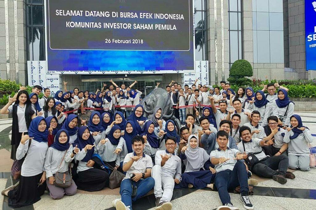 komunitas saham ISP Indonesia
