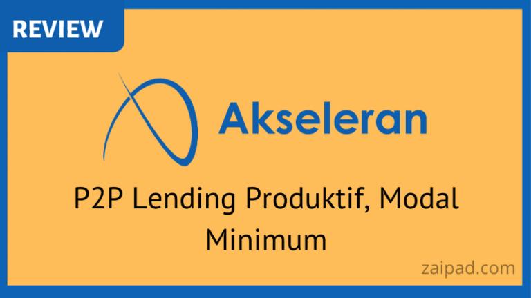 review akseleran p2p lending produktif