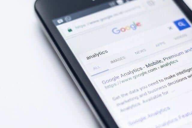ranking mesin pencari google