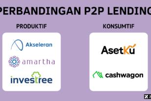 Perbandingan P2P Lending Akseleran Amartha Investree Asetku dan Cashwagon