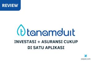 Review Aplikasi Tanamduit
