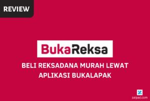 Review BukaReksa Bukalapak