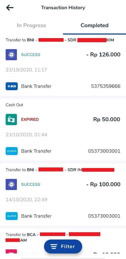 Review OY! Indonesia – Gratis Transfer Antar Bank Setiap Saat 1