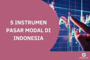 Instrumen Pasar Modal di Indonesia
