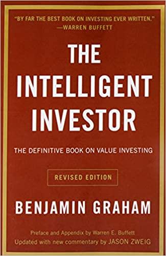 buku saham The Intelligent Investor