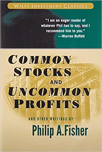 buku saham Common Stocks and Uncommon Profits