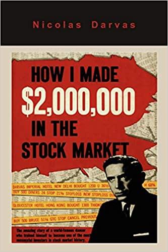 buku saham How I Made 2 Million in The Stock Market
