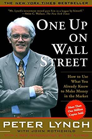 buku saham One Up on Wall Street