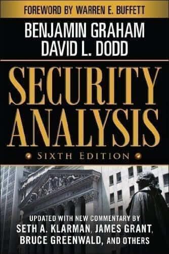 buku saham Security Analysis
