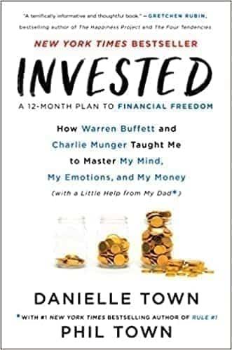 buku saham Invested