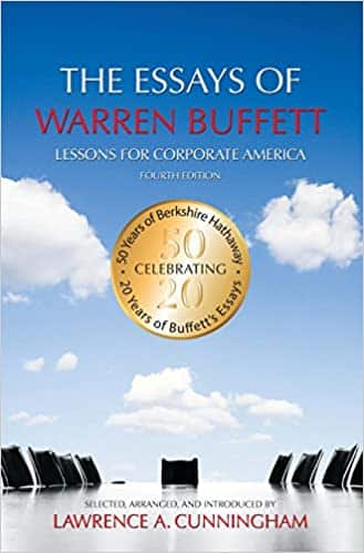 buku saham The Essays of Warren Buffet