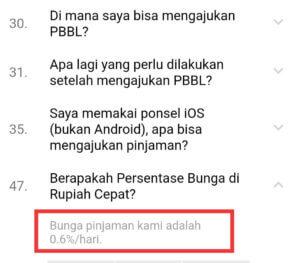 Review Rupiah Cepat – Aplikasi Pinjaman Online Tunai Tanpa Jaminan Berizin OJK 2