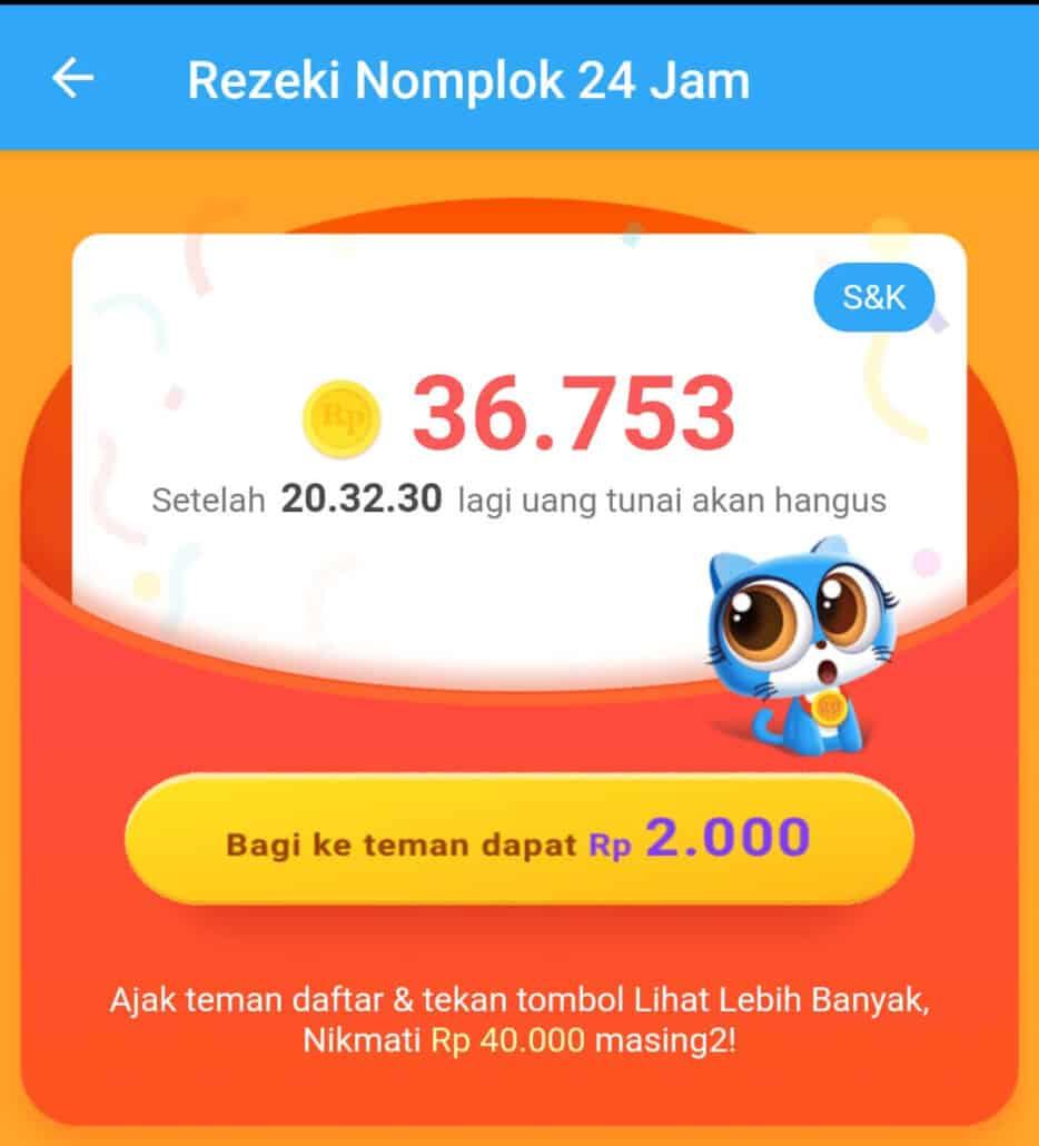 Program Referral di Aplikasi Pinjaman Online Rupiah Cepat