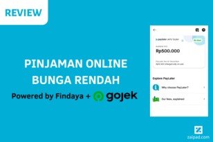 Review Gopay Paylater