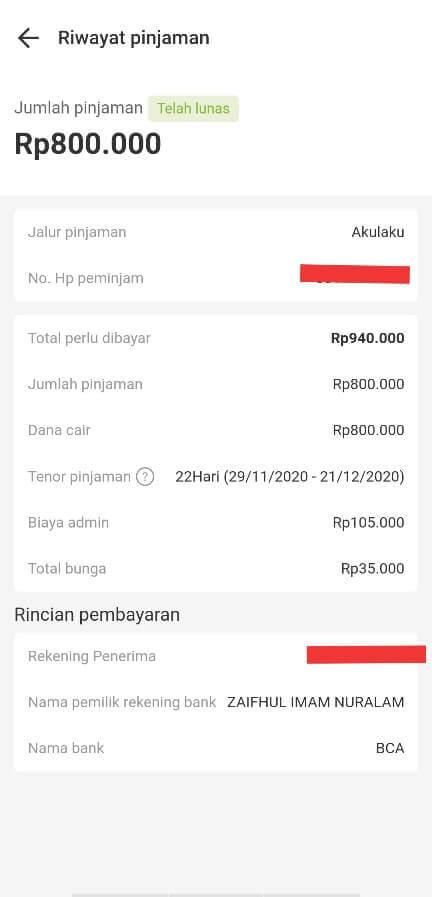 Review Akulaku – Berbagai Produk Pinjaman Online dalam Satu Aplikasi [Terdaftar/Berizin OJK] 1