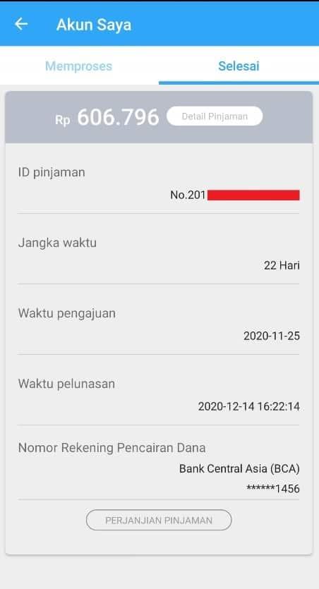 Review Rupiah Cepat Pengalaman Mengajukan Pinjaman Ce