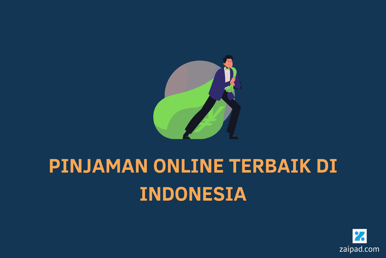 Pinjaman Online Terbaik Bunga Rendah di Indonesia