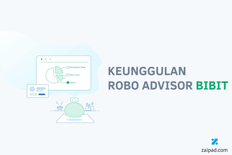 Investasi Kian Mudah dengan Robo Advisor Bibit